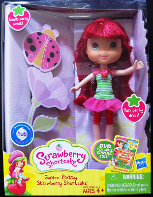 Strawberry Shortcake Doll Garden Pretty