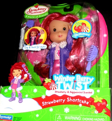 Strawberry Shortcake Doll Winterberry Twist