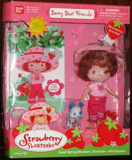 Strawberry Shortcake Doll Berry Best Friends